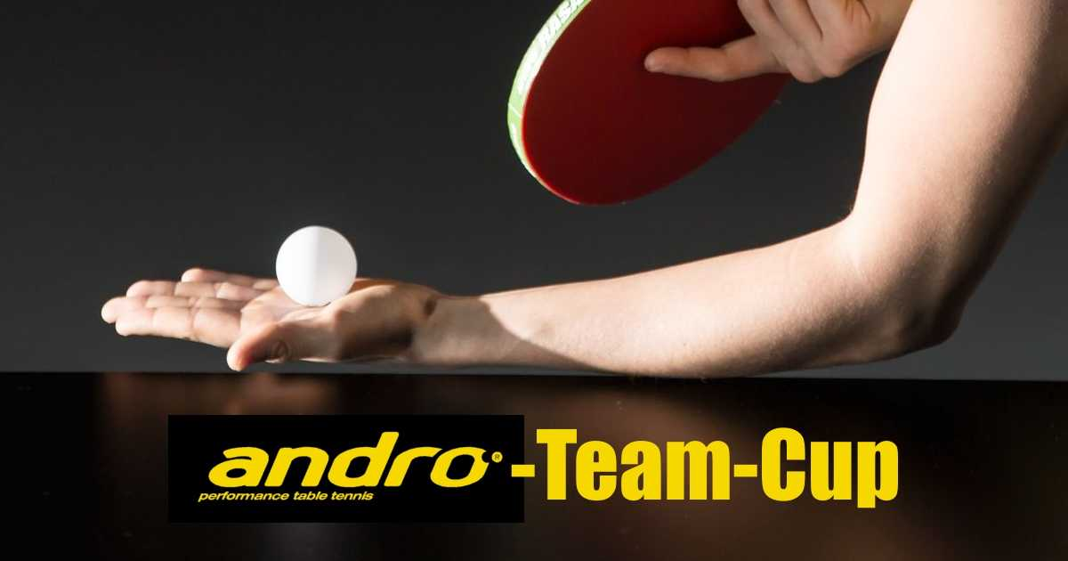 Andro Team Cup 2018