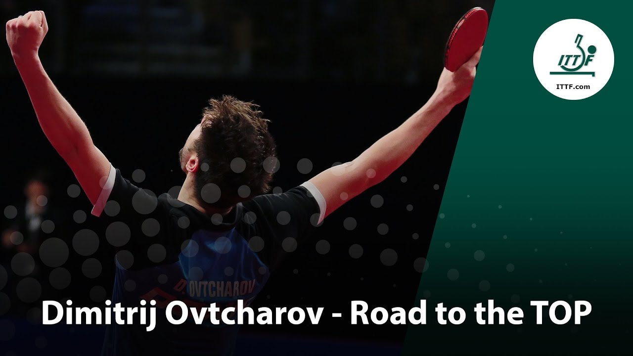 Dimitrij Ovtcharov number one !