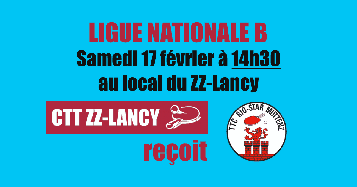 1802171430 LNB ZZ-Lancy 2 vs Rio-Star Muttenz 3